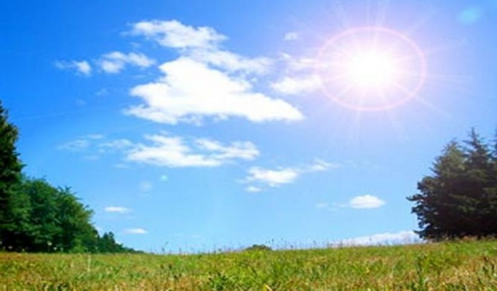 Αίθριος ο καιρός - Ανεβαίνει κι άλλο η θερμοκρασία
