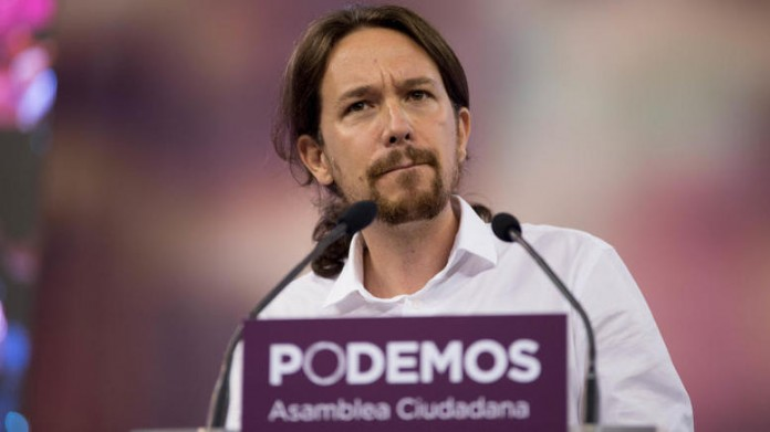 Ισπανία, Podemos,Πάμπλο Ιγκλέσιας,
