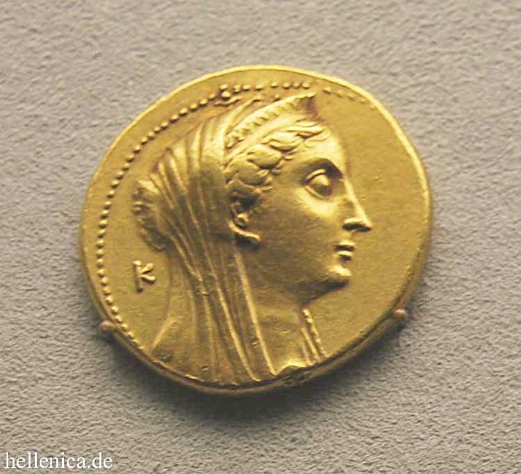 Εθνικό Αρχαιολογικό Μουσείο, Αρσινόη Β΄,