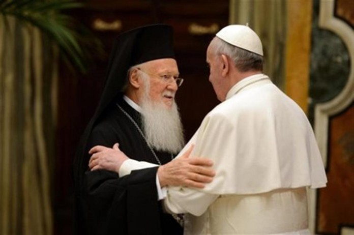 διαφορές, Ορθοδόξου Εκκλησίας, Παπισμού,