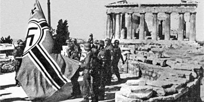 Έλληνες, σκοτώθηκαν, Β΄παγκόσμιο πόλεμο,