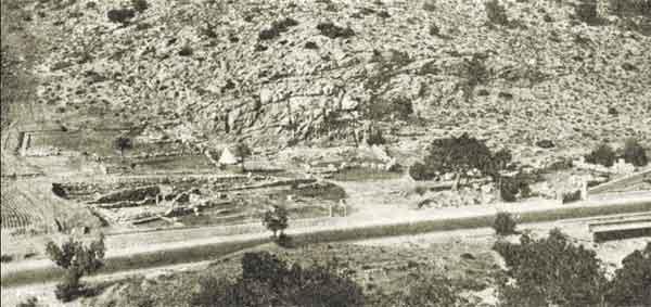 Ιερά Οδός, αρχαιότερος δρόμος,