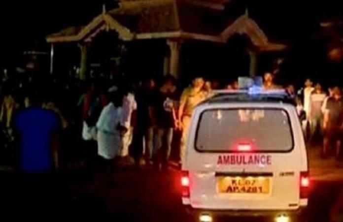 Ινδία, 102, νεκροί φωτιά,