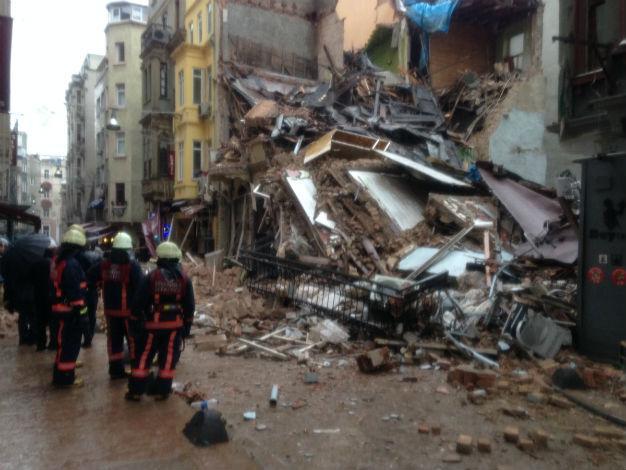 κωνσταντινούπολη, κατάρρευση, κτήριο,