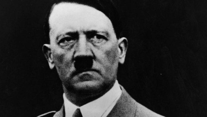 ΣΑΝ ΣΗΜΕΡΑ, Αδόλφος Χίτλερ, Ο Αγών μου,