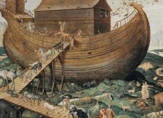 ΑΝΕΚΔΟΤΟ, σεξ, Κιβωτός του Νώε,
