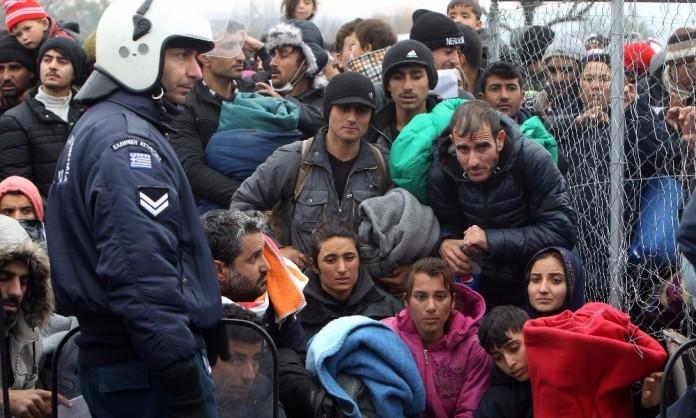 κέντρο προσφύγων, Ελληνικό, ένας νεκρός,