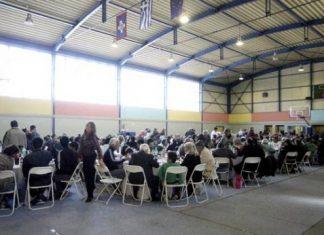 Δήμος Αθηναίων, τραπέζι αγάπης,