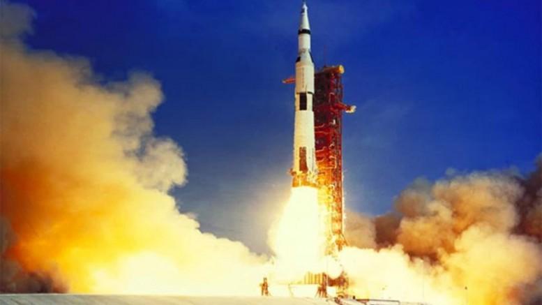 σαν σήμερα, Apollo 11, Νιλ Άρμστρονγκ,