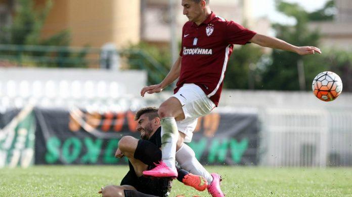 Λάρισα - ΑΕΚ 2-1