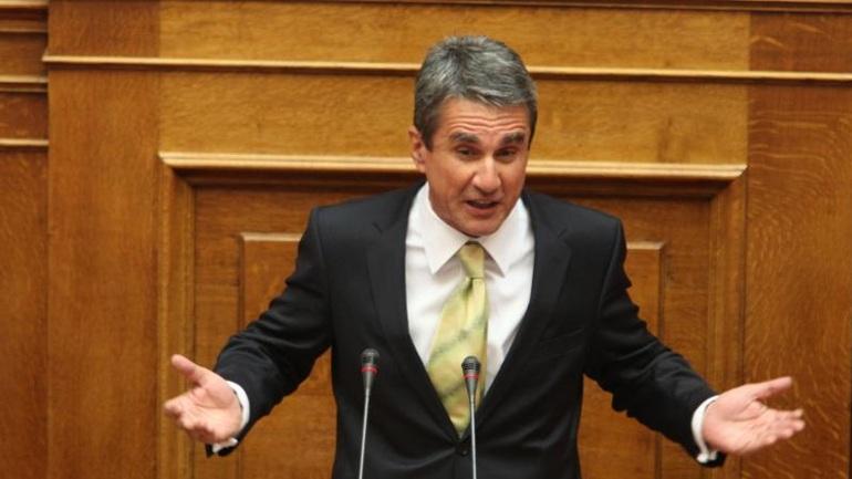 Λοβέρδος, Σταθάκης, Βουλή, κόκκινα δάνεια