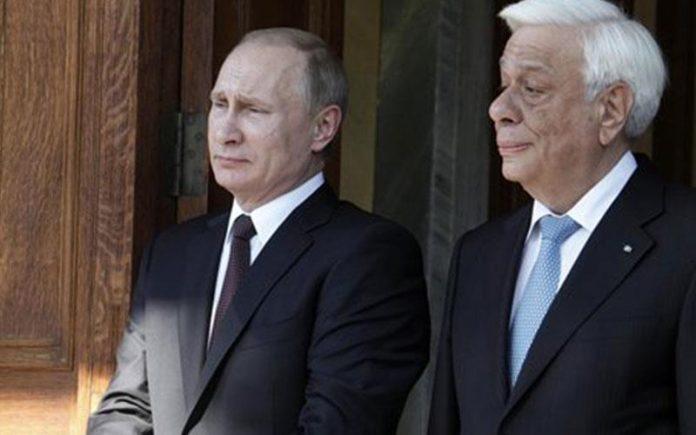 Πούτιν, Παυλόπουλος, ξεπεράστηκε, Διπλωματικό επεισόδιο,
