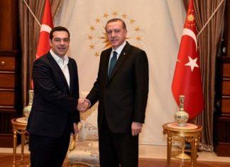 Στην Τουρκία τον Φεβρουάριο ο Τσίπρας