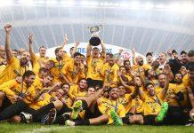 Μετά από 24 χρόνια, πρωταθλήτρια η ΑΕΚ