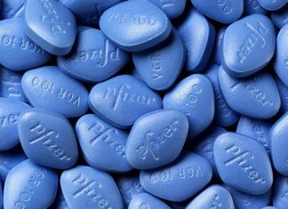 """Viagra: Καλό για τη στύση αλλά … """"τυφλώνει"""""""