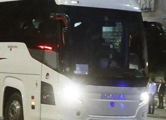 Αλβανίσ, λεωφορείο, φωτιά, δύο, νεκροί,