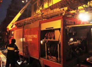 Λασίθι: Ολονύχτια μάχη με τις φλόγες