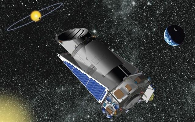 ΝΑΣΑ, εξωπλανήτες, τηλεσκόπιο Κέπλερ,