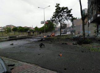 έκρηξη, Τουρκία, πέντε, τραυματίες,