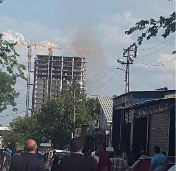 Τουρκία, Ισχυρή έκρηξη, 15 τραυματίες,