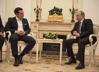 Β.Πούτιν, Ελλάδα, Ρωσία, ιστορικούς δεσμούς,