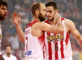 Μπασκόνια - Ολυμπιακός 86-54