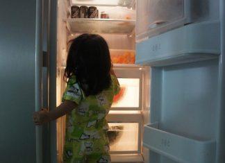 τέσσερις τροφές, απαγορεύεται, ψυγείο,