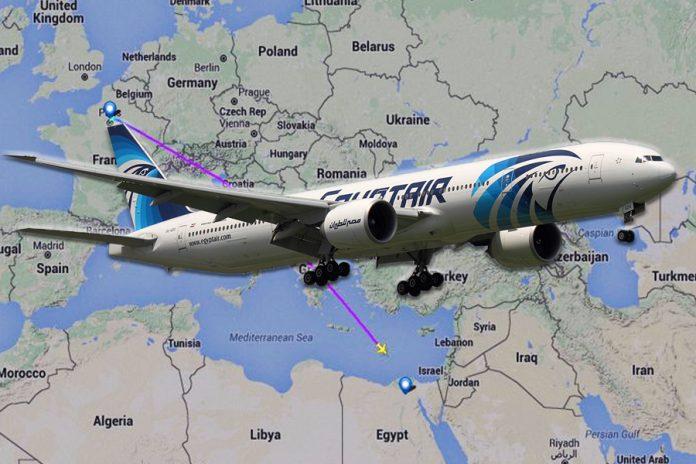EgyptAir, μαύρο κουτί, καπνός,