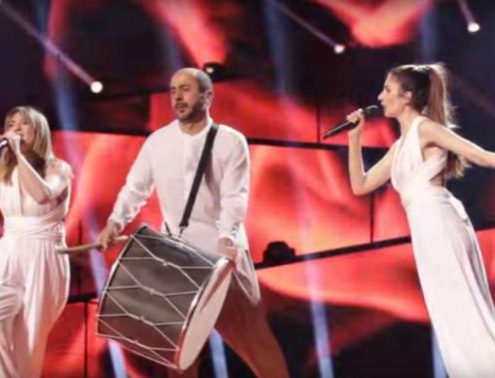 eurovision, ελληνικό τραγούδι, κόπηκε, από τελικό,