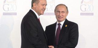 «Κλείστηκε» τηλεφωνικό ραντεβού Πούτιν - Ερντογάν για τη Λιβύη