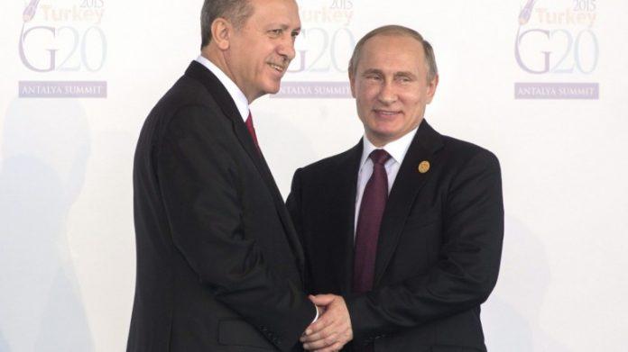 Κρίσιμη συνάντηση Πούτιν - Ερντογάν ενώ εκπνέει το βράδυ η πενθήμερη εκεχειρία