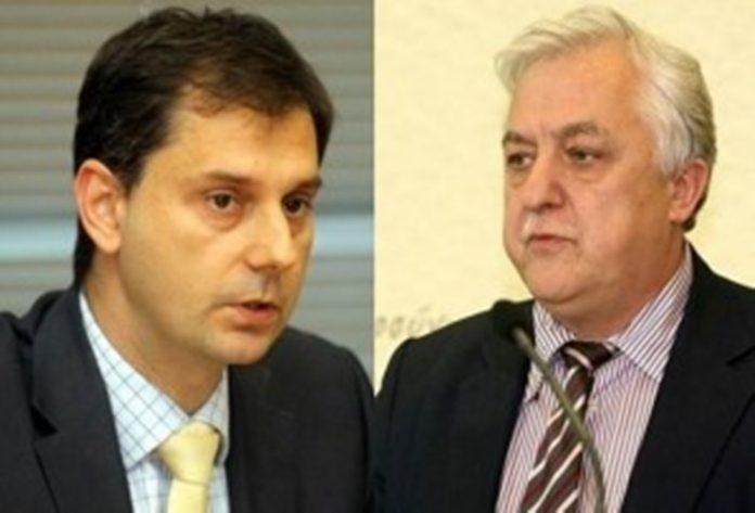 νέο κόμμα, Παπαδόπουλος, Θεοχάρης,