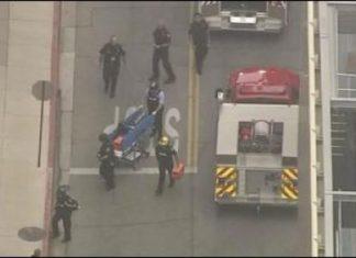 δύο τραυματίες, πυροβολισμούς, Λος Άντζελες,