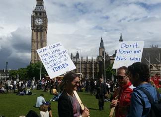 Βρετανία, υπογραφές, δημοψήφισμα,