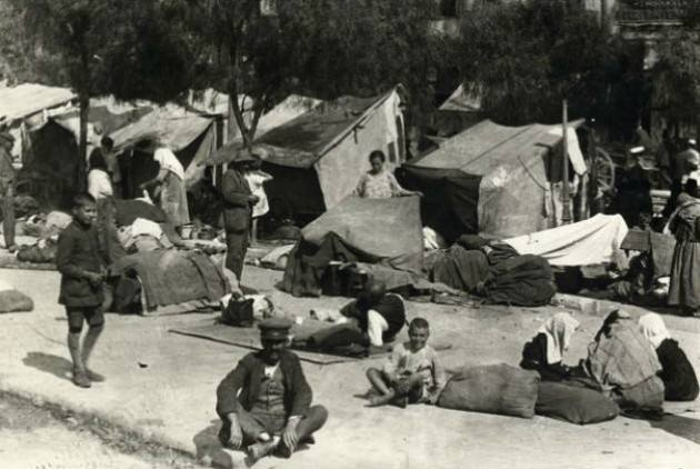 Πειραιάς, πρόσφυγες, Μικρασιατική καταστροφή,1922,