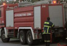 Νεκρή 50χρονη από πυρκαγιά στη Χαλκιδική