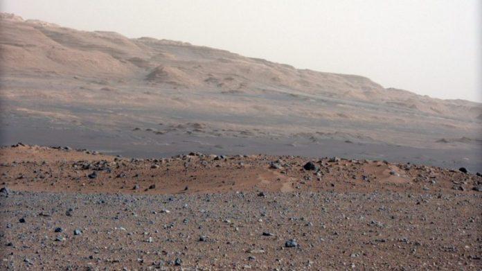 πλανήτης, Άρης, οξυγόνο, νερ