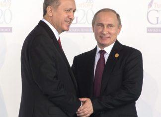 Υπογραφές, Turkish Stream, Πούτιν, Ερντογάν,