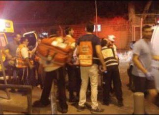Τελ Αβίβ, τραυματίες, πυροβολισμοί,