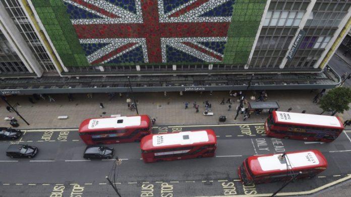 Λονδίνο, διαδήλωση, κατά brexit,