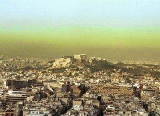 Tο8% των θανάτων κάθε χρόνο στην Ελλάδα σχετίζεται με τη ρύπανση