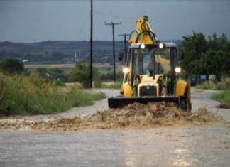 πλημμύρες, Μεγαλόπολη, κακοκαιρία,