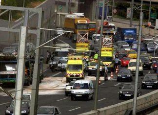 Νεκρή 24χρονη σε τροχαίο δυστύχημα στην Αττική οδό