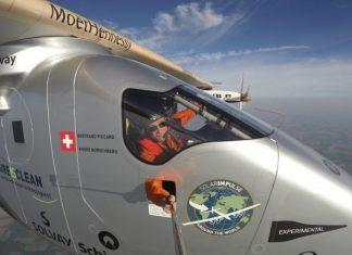 Solar Impulse 2, πραγματοποιεί, υπερατλαντική πτήση,