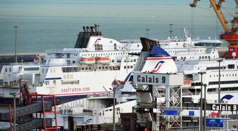 λιμάνι Καλαί, μετανάστες,