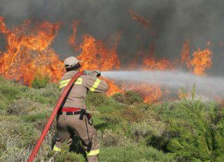 υψηλός κίνδυνος, πυρκαγιάς, Σάββατο,