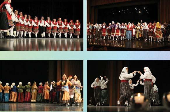 Παραδοσιακοί, χοροί, Δήμος Αθηναίων, Κολωνός,