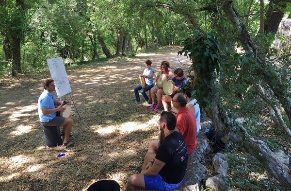 3ο ARTVENTURE CAMP από τον Πέτρο Κούρτη στη Λευκάδα