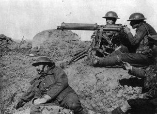 Ο Α' Παγκόσμιος Πόλεμος με … χρώμα!
