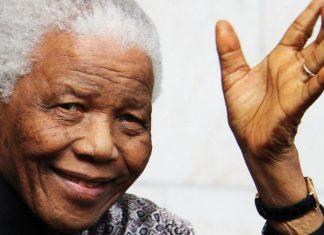 σαν σήμερα, Νέλσον Μαντέλα,